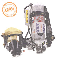 Scott Air-Pak® Self Contained Breathing Unit