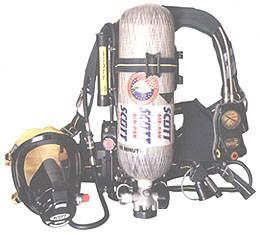 Scott Air-Pak® NxG2 Self Contained Breathing Unit