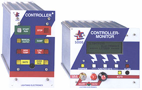 Air Breathing System Control Panels