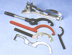 Spanner Wrenches